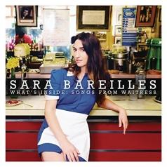 Sara Bareilles (Сара Бареллис): What'S Inside: Songs From Waitress