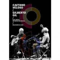 Veloso Caetano (Каэтану Велозу): Two Friends, One Century Of Music