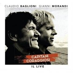Claudio Baglioni (Клаудио Бальони): Capitani Coraggiosi - Il Live