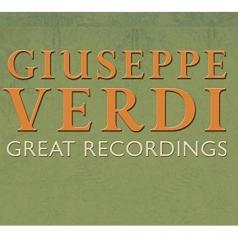 Giuseppe Verdi - Great Recordings