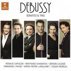 Bertrand Chamayou (Бертран Шамайю): Sonatas And Trio