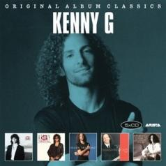 Kenny G (Кенни Джи): Original Album Collection