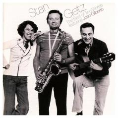 Stan Getz (Стэн Гетц): The Best Of Two Worlds