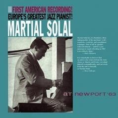 Martial Solal (Марсиаль Солаль): At Newport '63