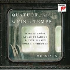 Martin Frost (Мартин Фрост): Messiaen: Quatuor Pour La Fin Du Temps