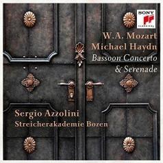 Sergio Azzolini (Серджио Аззолини): Mozart & Michael Haydn: Bassoon Concerto
