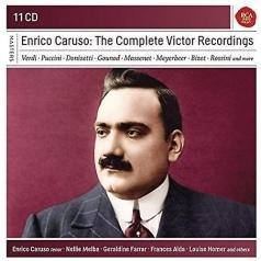 Enrico Caruso (Энрико Карузо): Enrico Caruso: The Complete Victor Recordings