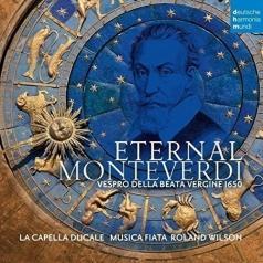 Musica Fiata (Музика Фиата): Eternal Monteverdi: Vespro Della Beata Vergine (1650)