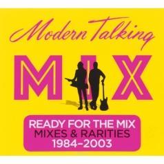 Modern Talking (Модерн Токинг): Ready For The Mix (LP)