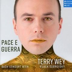 Terry Wey (Терри Вей): Pace E Guerra - Arias For Bernacchi