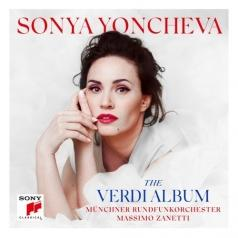 Sonya Yoncheva (Соня Йончева): The Verdi Album