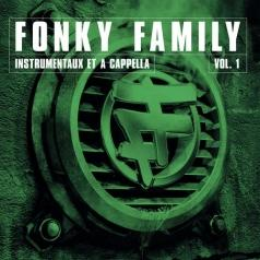 Fonky Family (Фанки Фэмили): Instrumentaux Et A Capellas Vol. 1
