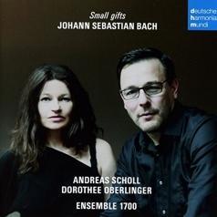 Dorothee Oberlinger (Дороти Оберлингер): Bach - Small Gifts