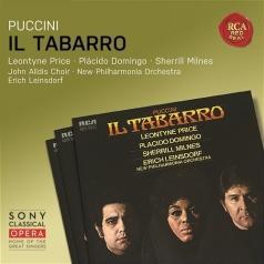 Leontyne Price (Леонтина Прайс): Il Tabarro (Remastered)