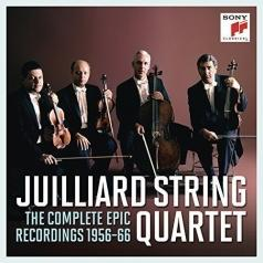 Juilliard String Quartet (Джульярдский квартет): The Complete Epic Recordings