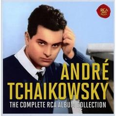 Andre Tchaikowsky (Анджей Чайковский): The Complete Rca Album Collection