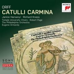 The Philadelphia Orchestra (Зе Филадельфийский Оркестр): Catulli Carmina (Remastered)