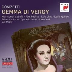 Opera Orchestra of New York (Оперный Оркестр Нью Йорка): Gemma Di Vergy (Remastered)