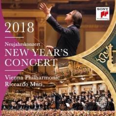 Riccardo Muti (Риккардо Мути): New Year's Concert 2018