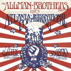 The Allman Brothers Band: Live At The Atlanta Pop Festival, July 3 & 5, 1970 (RSD2018)