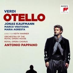 Jonas Kaufmann (Йонас Кауфман): Verdi: Otello