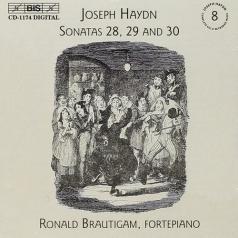 Ronald Brautigam (Рональд Браутигам): Complete Solo Keyboard Music, Vol.8