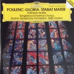 Seiji Ozawa (Сэйдзи Одзава): Poulenc: Gloria; Stabat Mater