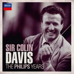 Sir Colin Davis (Колин Дэвис): The Philips Years
