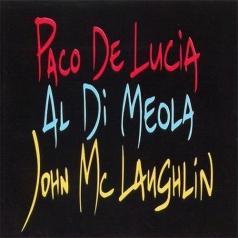 Lucia Mclaughlin Meola (Эл Ди Меола): Guitar Trio '96