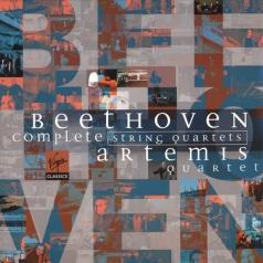 Ludwig Van Beethoven: Complete String Quartets