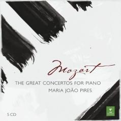 Maria Joao Pires (Мария Жуан Пиреш): The Great Concertos For Piano