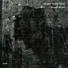 Vijay Iyer Trio (Виджай Ивер): Vijay Iyer Trio: Break Stuff