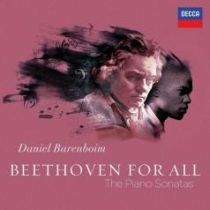 Daniel Barenboim (Даниэль Баренбойм): Beethoven For All: The Piano Sonatas