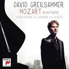 David Greilsammer (Давид Грелсаммер): Mozart In-Between