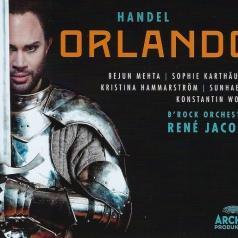 Rene Jacobs (Рене Якобс): Handel: Orlando