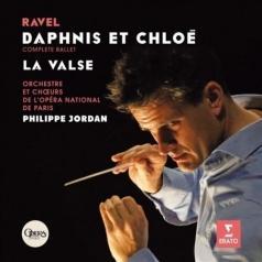 Orchestre Et Choeurs De L'Opera Paris / Philippe Jordan: Daphnis Et Chloe; La Valse