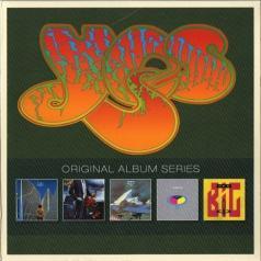 Yes: Original Album Series
