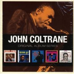 John Coltrane (Джон Колтрейн): Original Album Series