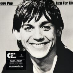 Iggy Pop (Игги Поп): Lust For Life