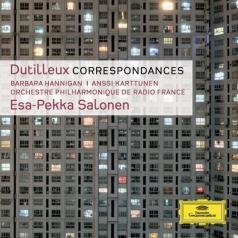 Esa-Pekka Salonen (Эса-Пекка Салонен ): Dutilleux: Correspondances