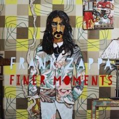 Frank Zappa (Фрэнк Заппа): Finer Moments
