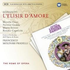 Francesco Molinari Pradelli (Франческо Молинари Праделли): L'Elisir D'Amore