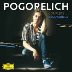 Ivo Pogorelich (Иво Погорелич): Complete Recordings On Dg
