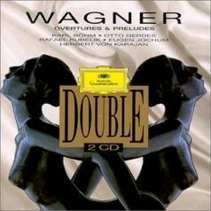 Herbert von Karajan (Герберт фон Караян): Wagner: Overtures and Preludes
