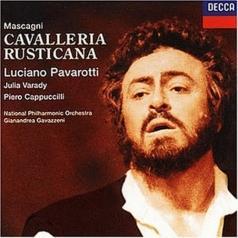 Luciano Pavarotti (Лучано Паваротти): Mascagni: Cavalleria Rusticana