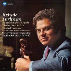 Itzhak Perlman (Ицхак Перлман): Violin Concertos - Itzhak Perlman, Royal Concertgebouw Orchestra / Bernard Haitink