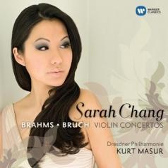 Sarah Chang (Сара Чанг): Violin Concertos
