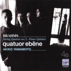 Ebene Quatuor (Эбене Кватуор): String Quartet No.1/Piano Quintet No. 1