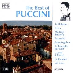 Giacomo Puccini: The Best Of Puccini