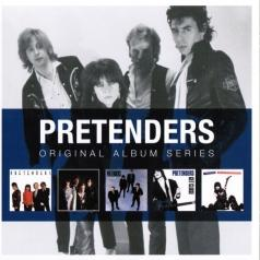 The Pretenders: Original Album Series